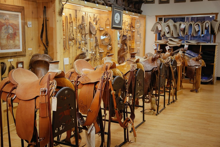 Custom Made Saddles