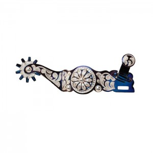 Blue Inlay Spur No. 271