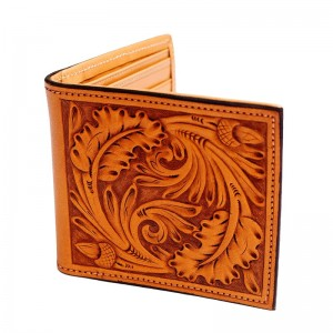 Bi-Fold Capriola Wallet