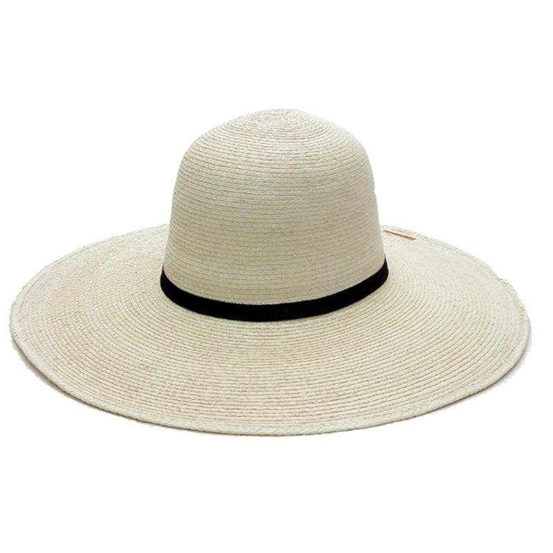 e7e18b70ea9 Unshaped Palm Leaf Hats - J.M. Capriola