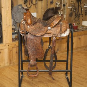 J.M. Capriolas-Eddie Brooks Used Saddle