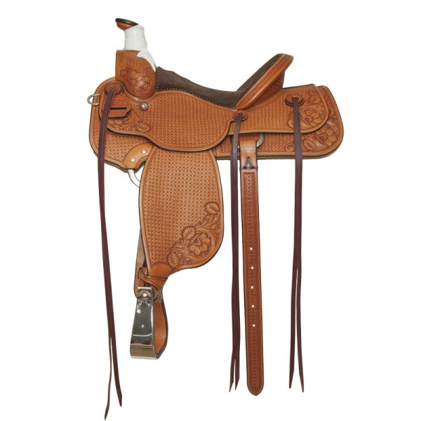 Charlie's Saddle