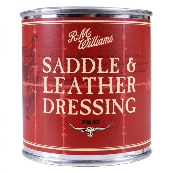 Saddle and Leather Dressing