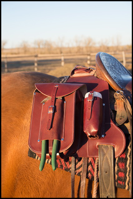 Ranchers Medicine Bag J M Capriola