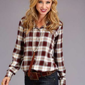 Ladies Plaid